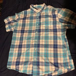Old navy button up shirt